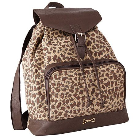 Achilleas Accessories - Προϊόντα : Collection Spring/Summer 2014 / Τσάντες / Backpacks / ΤΣΑΝΤΑ ΠΛΑΤΗΣ ANIMAL PRINT <!-- intothewild -->
