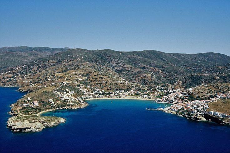 Batsi, Andros in Greece