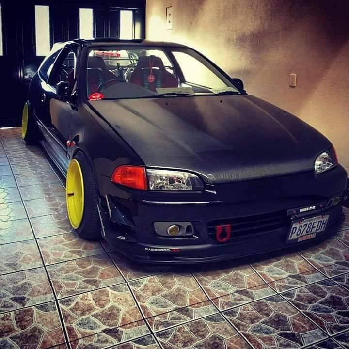 honda civic eg6 modified images galleries with a bite. Black Bedroom Furniture Sets. Home Design Ideas
