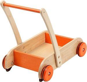 Wooden Walker from Montessori child