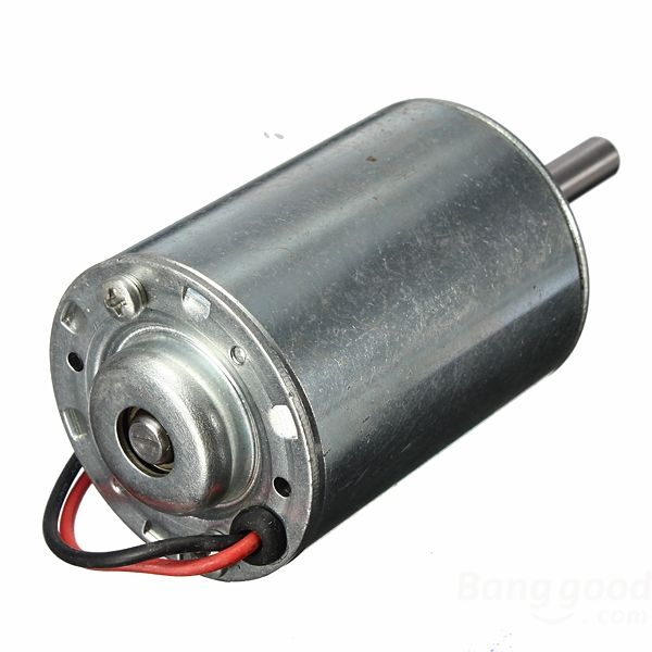 how to make a wind generator from a dc motor