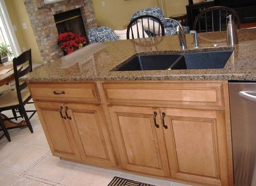 68 Best Granite Countertops Images On Pinterest Kitchens