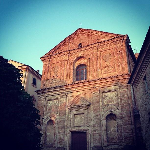 Osimo: San Filippo Church - #igersmarche #osimo #chiesa #church #sanfilippo - @elo77anto- #webstagram