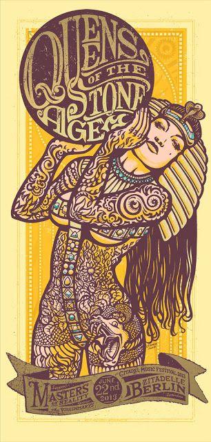 #QueensoftheStoneAge egipcian girl
