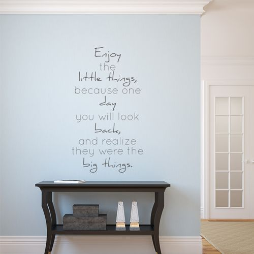 wandtattoo little things wandtattoos pinterest wandtattoos wandtattoo und wandtattoo. Black Bedroom Furniture Sets. Home Design Ideas