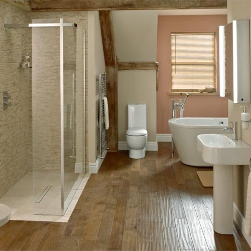 Inspired by a rural English barn conversion, contemporary design beautiful blends with the characteristics of older buildings.