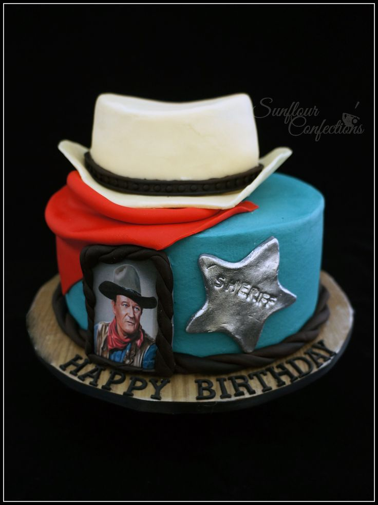 Birthday Cake Wayne