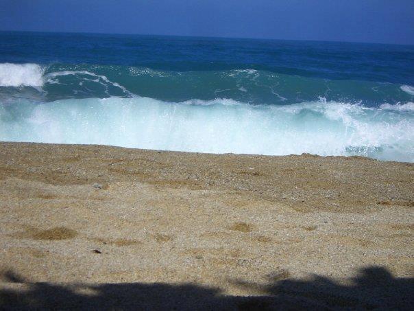 El mar de Playa Bonita, es solo para ti. Disfruta de su inmensidad