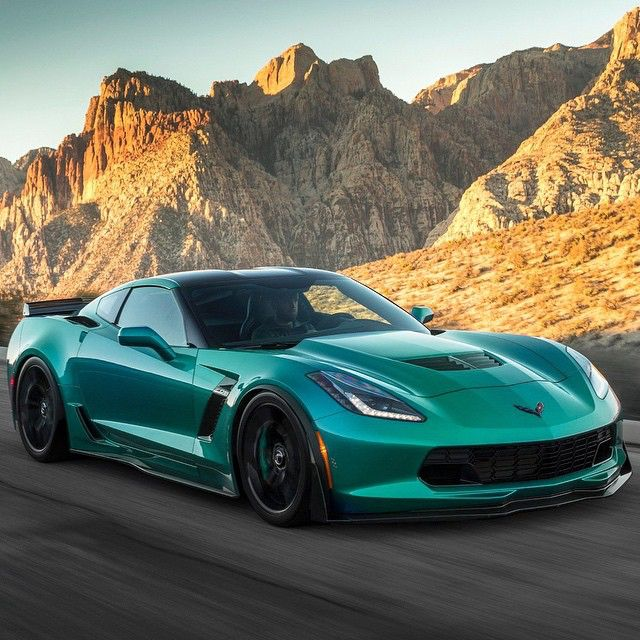 2015 Corvette Z06 • Follow @duPontREGISTRY • • World's Premier Luxury Marketplace • • www.dupontregistry.com/autos • • Don't forget to Follow @duPontREGISTRY • _____________________________ • Photo via #Chevrolet •