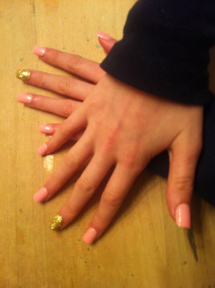 Just got fake nails from Walmart ❤️❤️ THEM