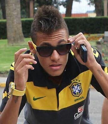 Neymar Glasses