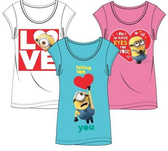 MINIONS WOMEN NIGHTY