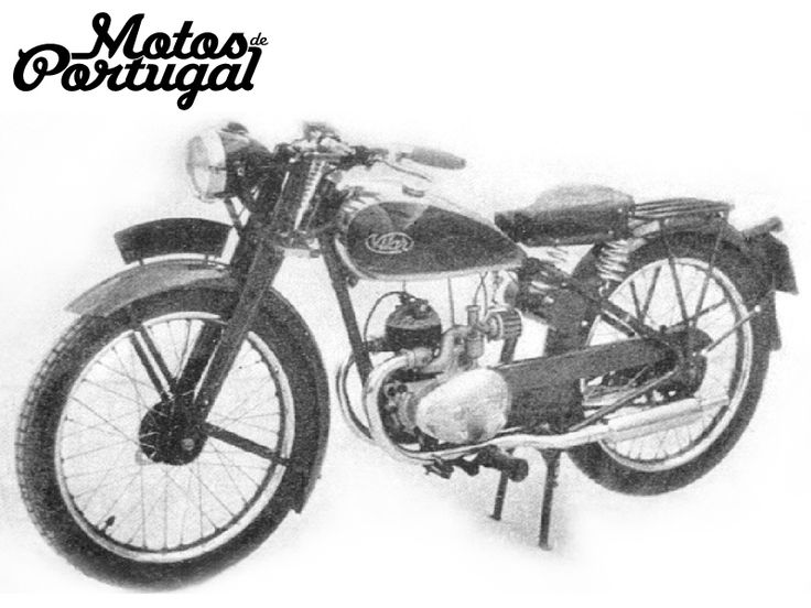 Vilar 125 - Made in Portugal 1950s