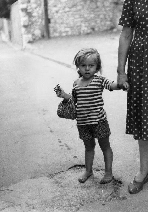 Zofia Rydet 1961.