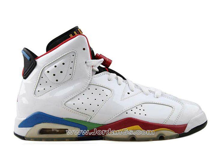 Nike® Air Jordan 6 (VI) Retro 2008