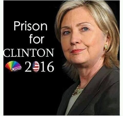 .HILLARY IS A CRIMINAL.
