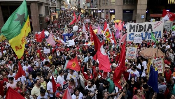 "Left Turn  ::  Virage à Gauche: ""Dilma Rousseff's Mistake Was to Promote Class Con..."