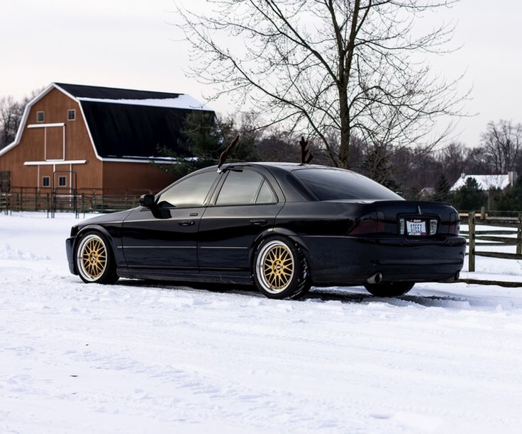 Lincoln ls black
