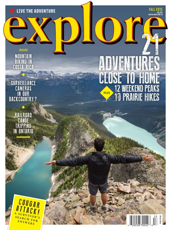 The 50 Best Hikes in the World - Explore Magazine