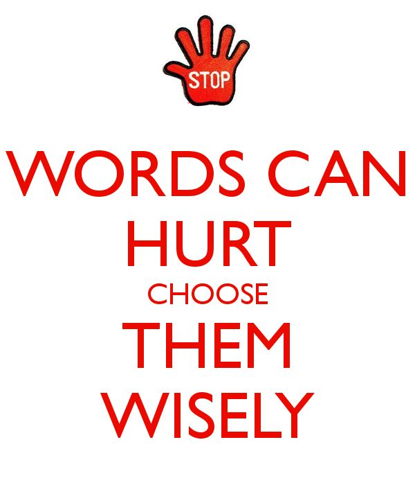Quotes About Hurtful Words. QuotesGram |Words Can Hurt Quotes Sayings