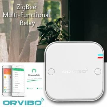 ORVIBO ZigBee Hub Smart Home System Multi-functional Household Appliances Remote Control Relay
