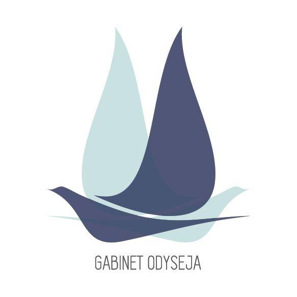 Logo dla Gabinetu Odyseja www.facebook.com/gabinetodyseja