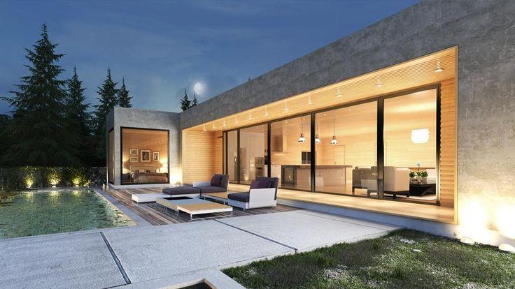 M s de 25 ideas incre bles sobre planos de casa caba a for Habitaciones prefabricadas precios