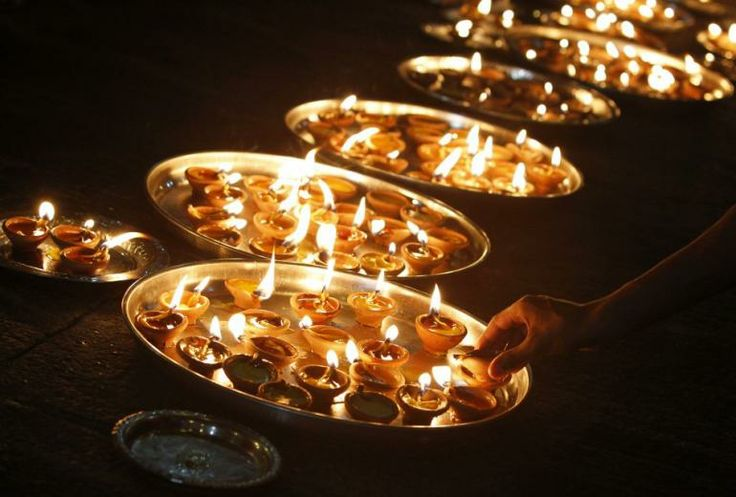 Diwali 2013: Hindu Festival Of Lights Celebrated All Over The World [