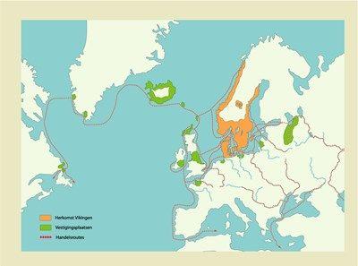 info over de vikingen