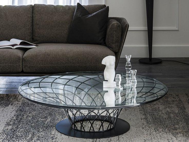 コーヒーテーブル NIDO by Cattelan Italia デザイン: Alberto Brogliato, F. Traverso