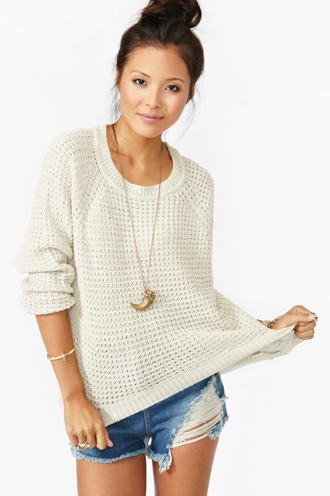 Oxford Knit- cute!