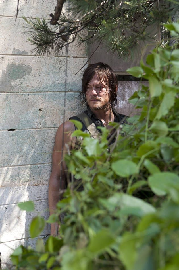 Daryl Dixon (Norman Reedus) stars in AMC's The Walking Dead, Season 4, Episode 4, entitled 'Indifference'