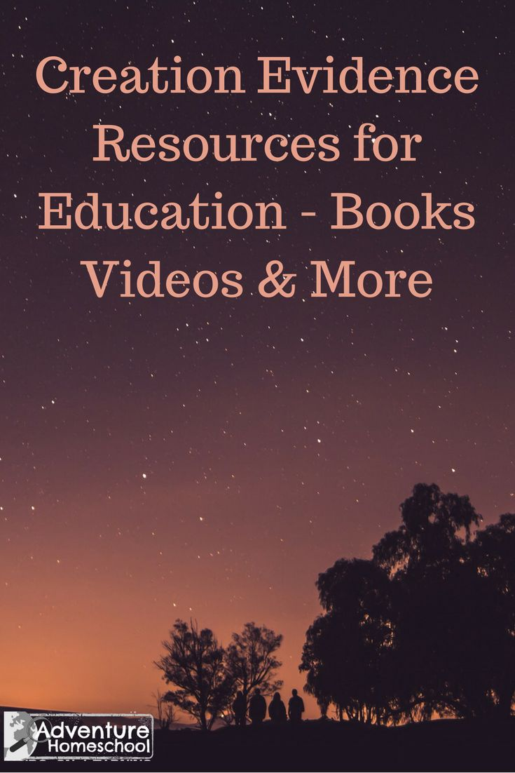 Creation Evidence Resources for Education - Books…