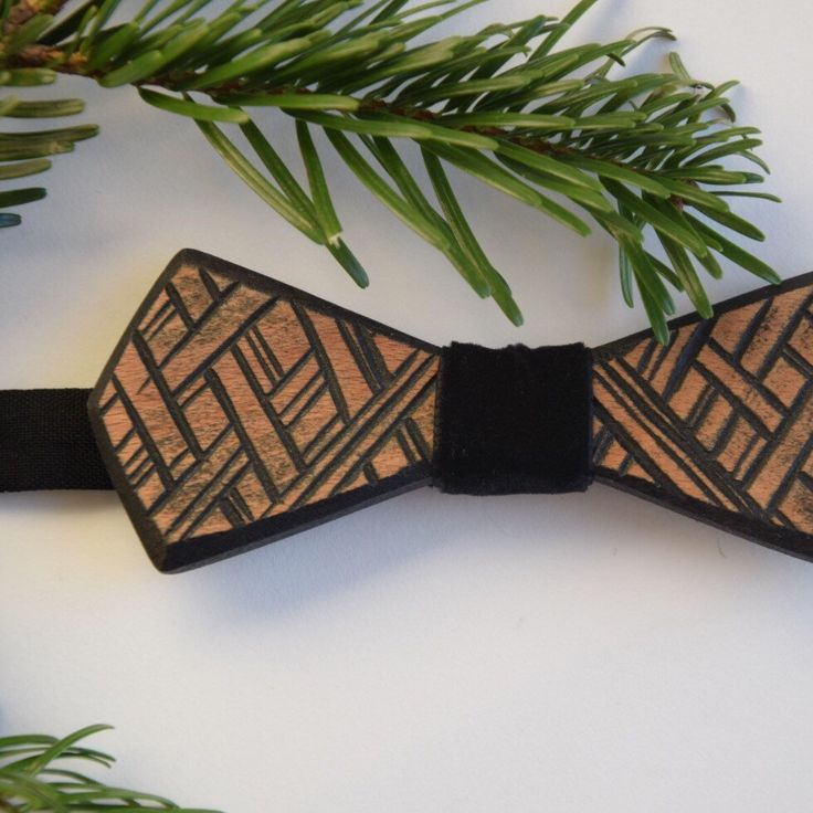 Wooden bowties ready for dispatch!