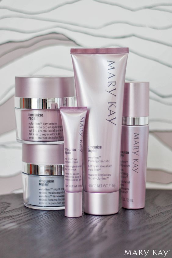 Go back in time. Lift away the years. Try the TimeWise Repair® Volu-Firm® Set to care for your skin in a whole new way! | Mary Kay