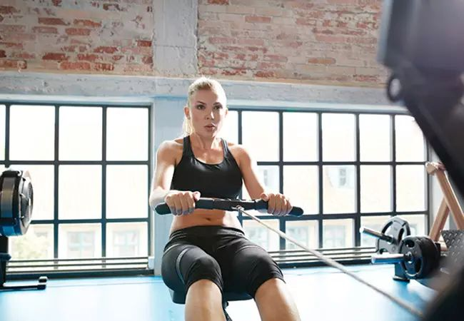 Fat loss tips by Alexa Towersey - Women's Health and Fitness Magazine.