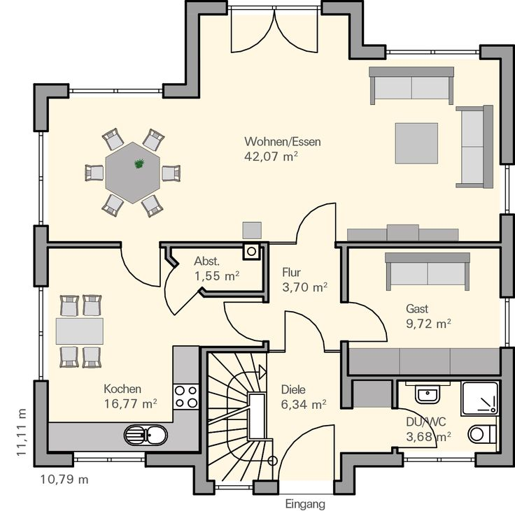 17 Best images about Small House Plan on Pinterest  House ...