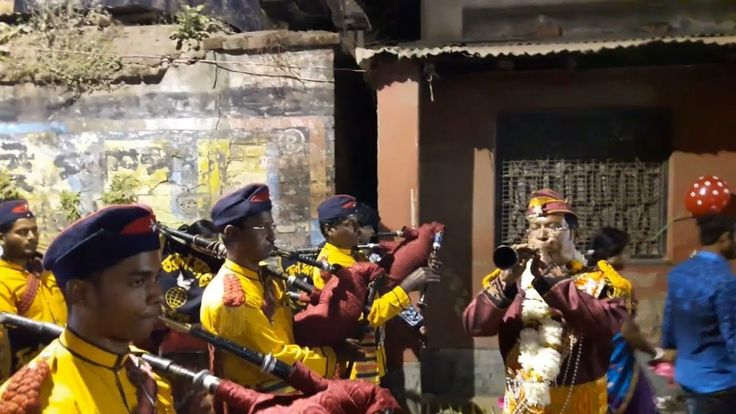 Kali Puja Procession | Begumpore