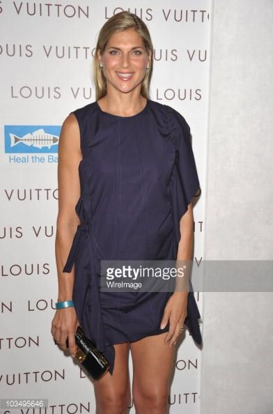 Gabrielle Reece attends the Opening Of Louis Vuitton Santa Monica To Benefit Heal The Bay at the Annenberg Community Beach House on August 19, 2010 in Santa Monica, California.