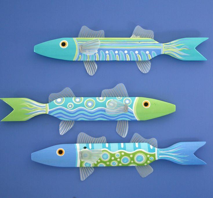 picket fish - design idea