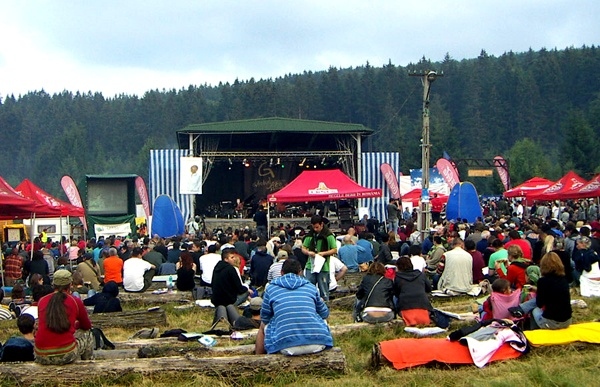 Garana Fest Jazz festival, 2012.