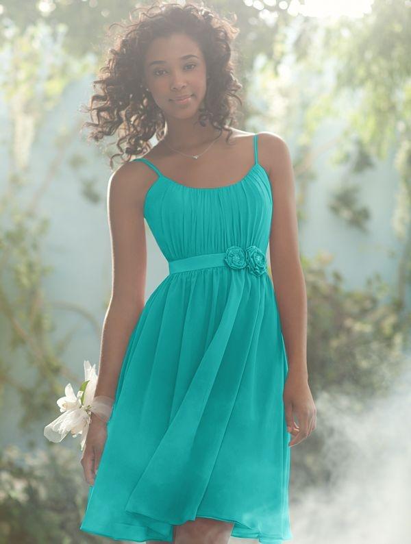 15 best Bridesmaid Dresses images on Pinterest | Bridal gowns, Short ...