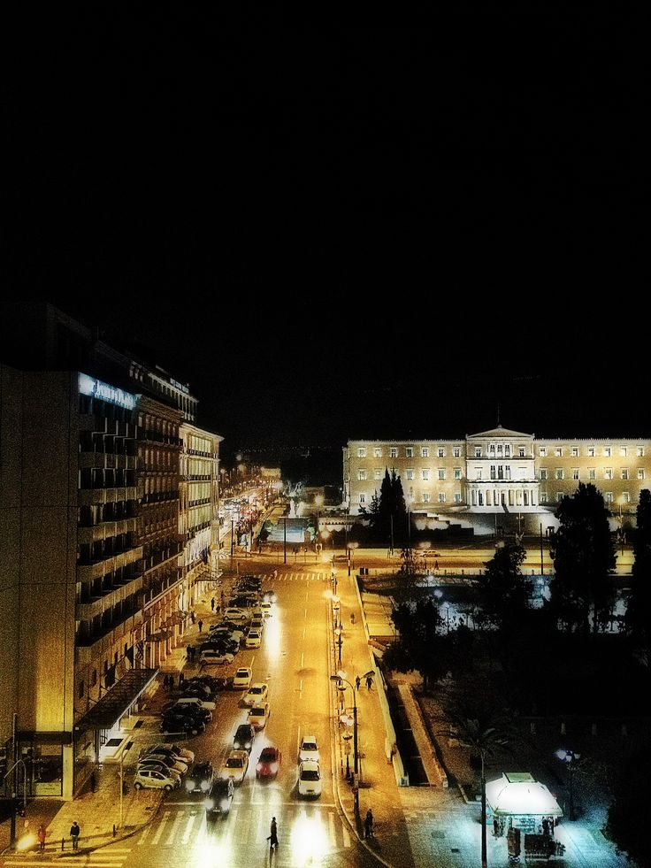 Syntagma, Athens, Greece