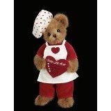 Bearington Baker Lovemaker Bear (Toy)  #valentineday www.giftsforbelovedones.com