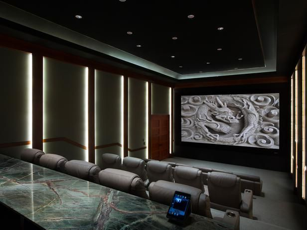 Cedia Awards 2014, Home Theaters #6: 3D Home Theater