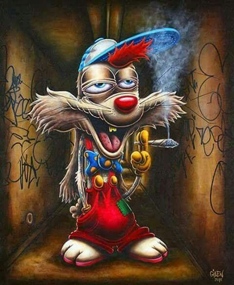 Who Smoked With Roger Rabbit?!
