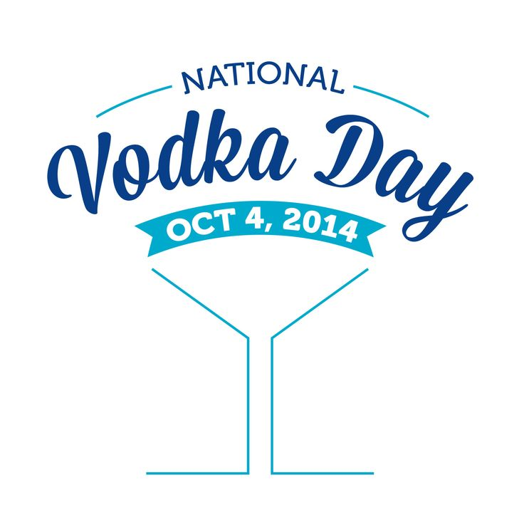 October 4th, 2014 - National Vodka Day! » So Many Cocktails to Celebrate » drinkstuff.com
