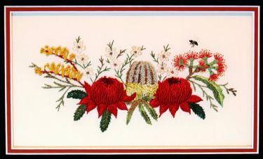 Wildflower Medley by Delma Moore