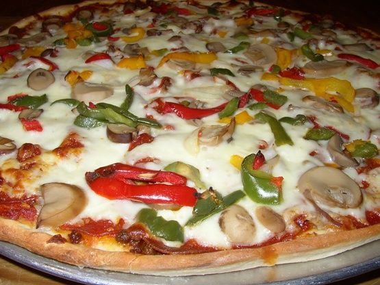Dominos Pizza Dough Recipe Recipe - Food.com