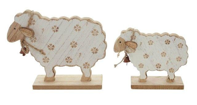 Jetzt Fur 0 00 Kaufen Im Frank Flechtwaren Und Deko Online Shop Sheep Crafts Sheep Decor Spring Wood Crafts